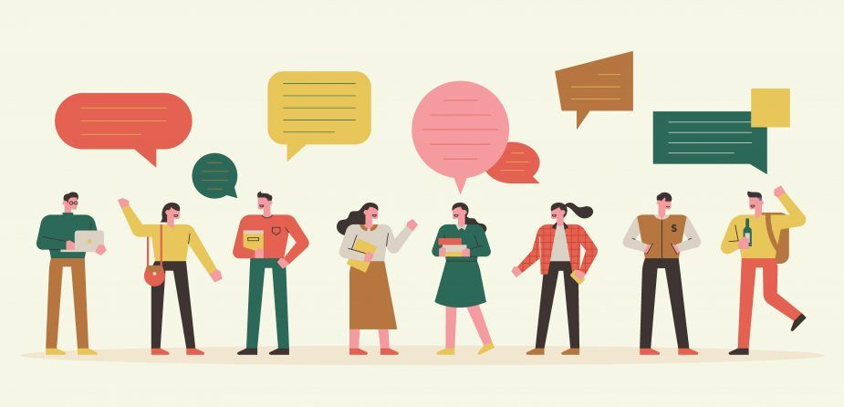 ¡Anímate a debatir! Accede al apartado de la lectura de tu interés y dinos que piensas